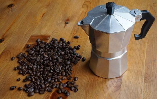kawiarka elektryczna do parzenia kawy