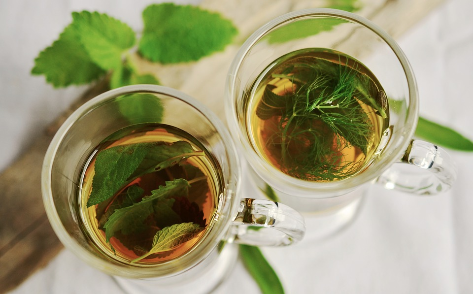 Walory herbaty