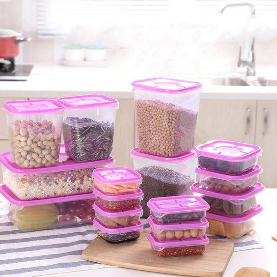 pojemniki plastikowe do żywności 4