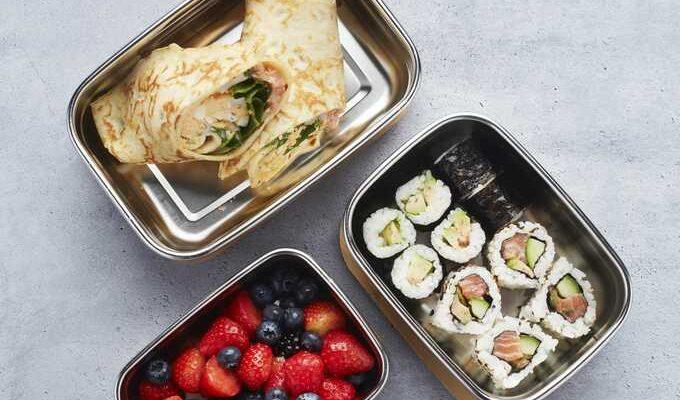 Dlaczego warto wykorzystać pojemniki na lunch?